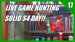 Live Retro Video Game Hunting 17 - SPYRO 🎮