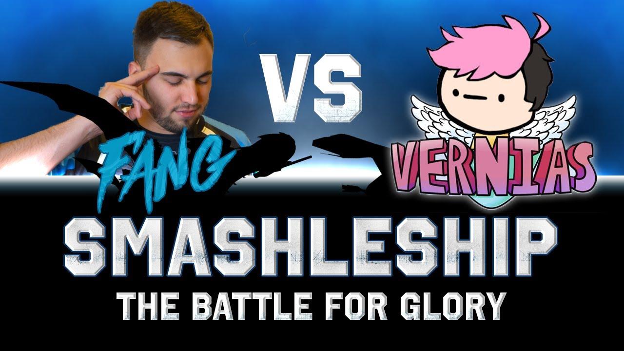 Smashleship: The Battle For Glory ft. Vernias