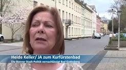 Heide Keller, Schauspielerin aus Muffendorf/ JA zum Kurfürstenbad