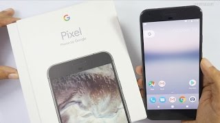 Google Pixel XL Unboxing & Overview with camera samples the Pixel X...