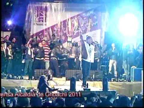"""J Balvin"" Ferias Choachí 2011"