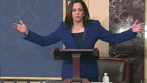 """Kamala Harris: """"Everyone can finally bear witness to the violence"""" against Black citizens by police"""