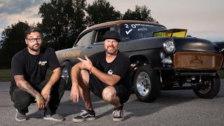 "Tony Angelo talks Hot Rod Drag Week, Roadkill and his new show ""Stay Tuned""."