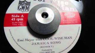 Jamaica Song/Emi Meyer with COOL WISE MAN(BOOKER T.).wmv