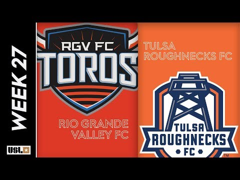 Rio Grande Valley FC vs. Tulsa Roughnecks FC: September 7th, 2019