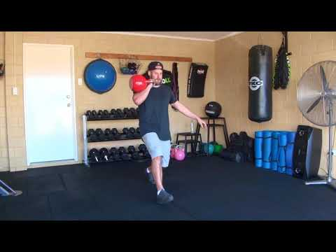 Coach glossop personal training garage gym setup youtube