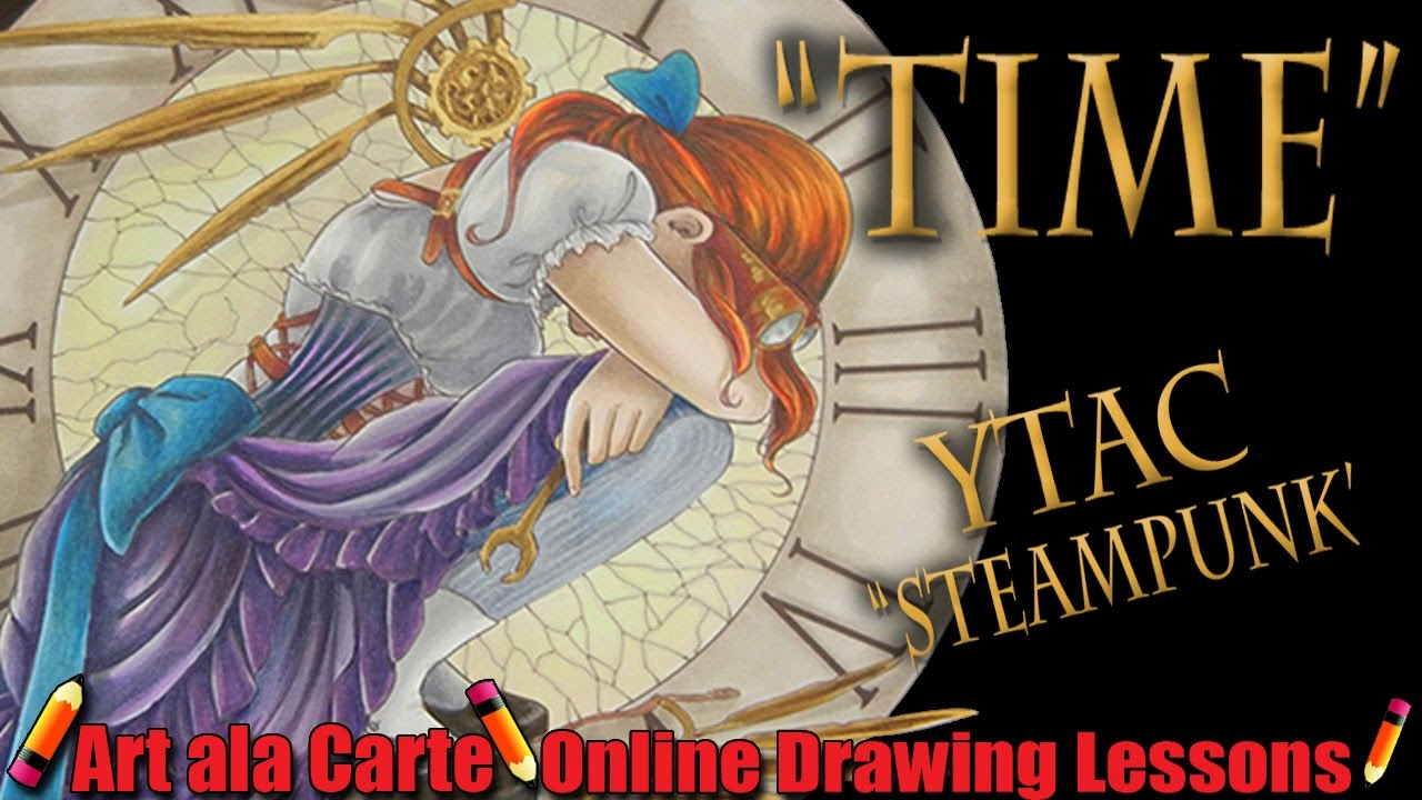 Creating Time YTAC Theme SteamPunk