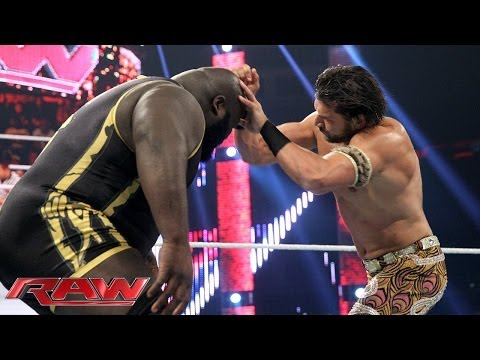 Mark Henry vs. Fandango: Raw, Dec. 2, 2013 Travel Video