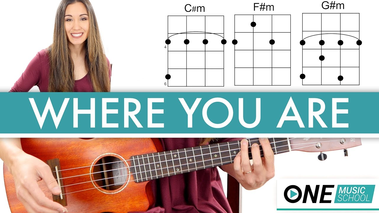 How to play where you are from moana ukulele lesson tutorial how to play where you are from moana ukulele lesson tutorial with chord chart hexwebz Gallery