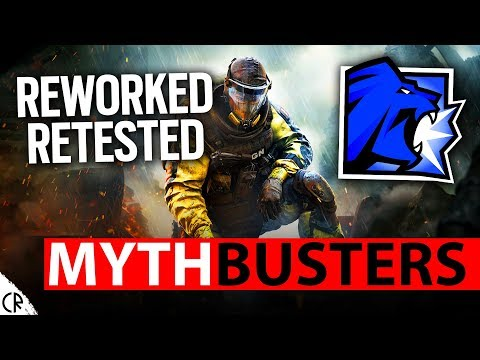 Lion Rework & Retested - Mythbuster - Test Server - Tom Clancy's Rainbow Six - R6