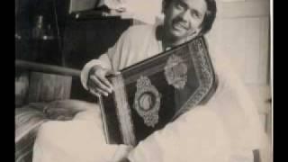 Raag Marwa, Drut Gat & Tarana, Ustad Salamat ali khan