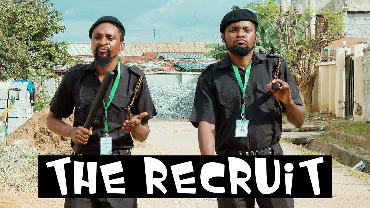 Yawaskits – The Recruit