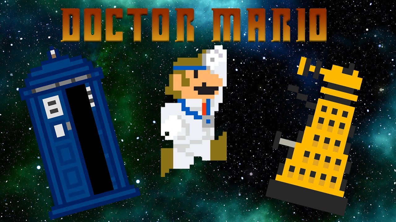 Doctor Mario - The Day of the Daleks