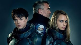 Suicide Squad Star Cara Delevigne's on Valerian and the City of a Thousand Planets