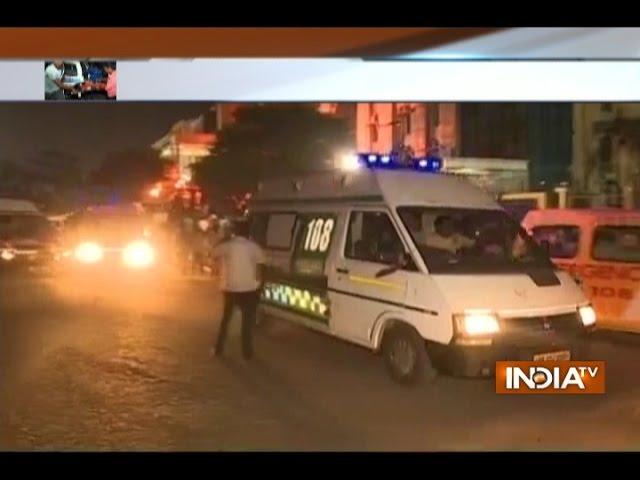 Odisha: 19 Died in Bhubaneswar Hospital Fire