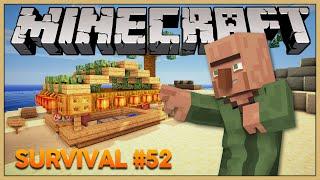 Minecraft Survival #52: Em busca do Aldeão Zumbi!