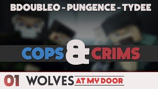 minecraft cops crims cs go with bdoubleo pungence and tydee e01