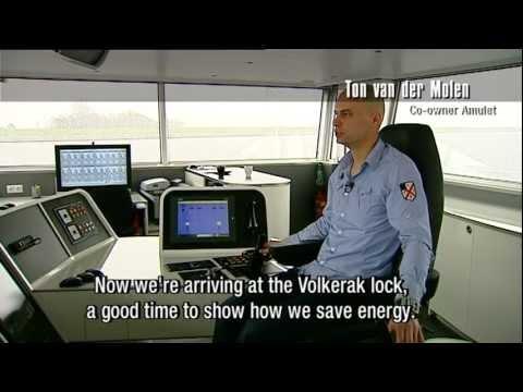 Eco tanker Amulet, Holland