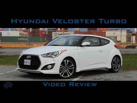 2016 Hyundai Veloster Turbo Review