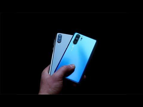Test: Huawei P30 Pro vs. Xiaomi Mi 9