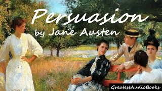 PERSUASION by Jane Austen - FULL AudioBook | GreatestAudioBooks -V4