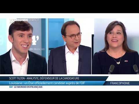 La Louisiane francophone: un Etat officiellement candidat à l'OIF