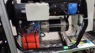 Бензиновый однофазный генератор AGT 5500(, 2016-03-23T15:17:11.000Z)