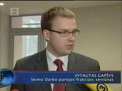 """Analitinė laida """"Savaitė"""" - Seimo nariai nusprendė susimažinti kanceliarines išlaidas"""