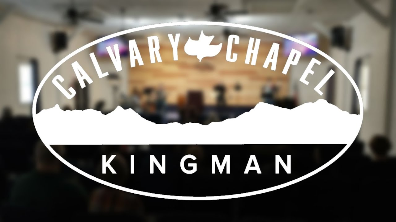 4/26/2020 Calvary Chapel Kingman Acts of the Holy Spirit #1 Pastor Ron Lee