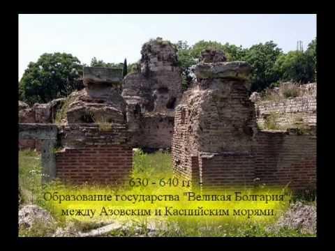 История чувашского (суварского)