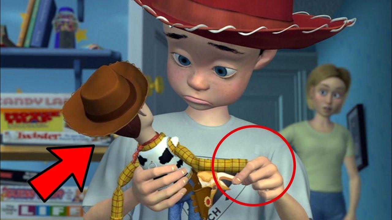 Revelado oficialmente el tr gico final del padre de andy en toy story youtube - Cochon de toy story ...