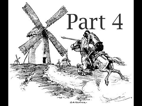 Audiobook: Don Quixote English part 4