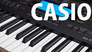 CASIO 電子キーボード CTK-4400をレビュー!