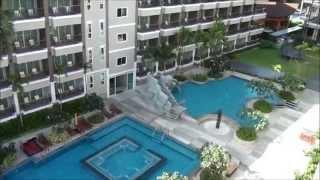 Таиланд, Паттайя, отель Welcome World Beach Resort and Spa 5*