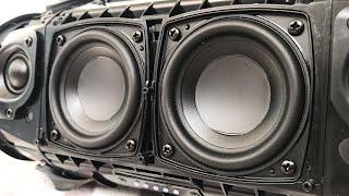 Bass Test - JBL Xtreme 2