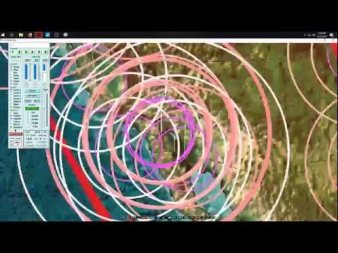 5/23/2018 -- Southern California earthquake swarm -- Seismic activity progressing across plates