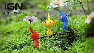 Game | New Pikmin Game Announced for 3DS IGN News | New Pikmin Game Announced for 3DS IGN News