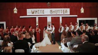 Elaine + Chad // Cinematic Wedding Film