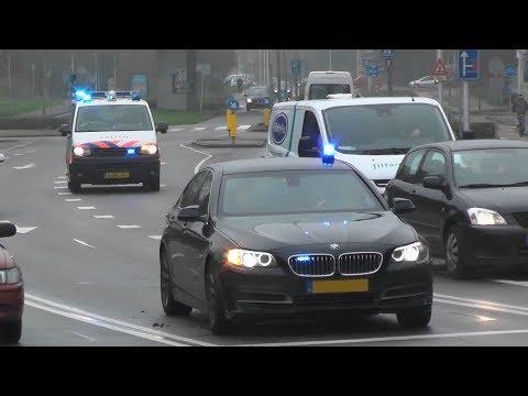 Arrestatieteam (DSI) en Politie met spoed in Capelle aan den IJssel #684