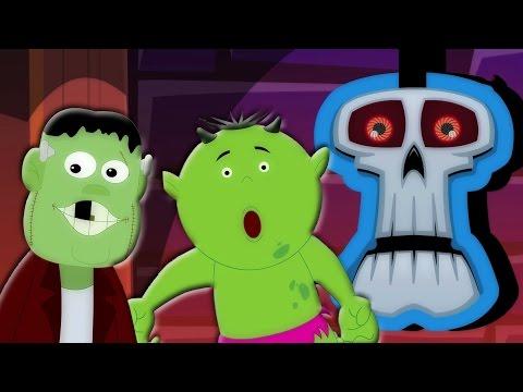 ciao è Halloween | rima spaventoso | bambini canzone | Hello Its Halloween | Halloween Song
