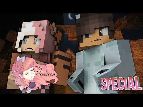 Halloween Night - My Passion Special | Minecraft Musical Roleplay