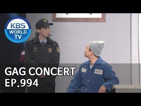 Gag Concert | 개그콘서트 EP.994 [ENG/2019.04.13]