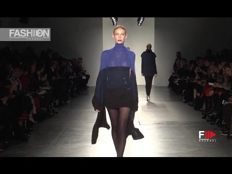 ZANG TOI Fashion Show New York Fall Winter 2017-18 - Fashion Channel
