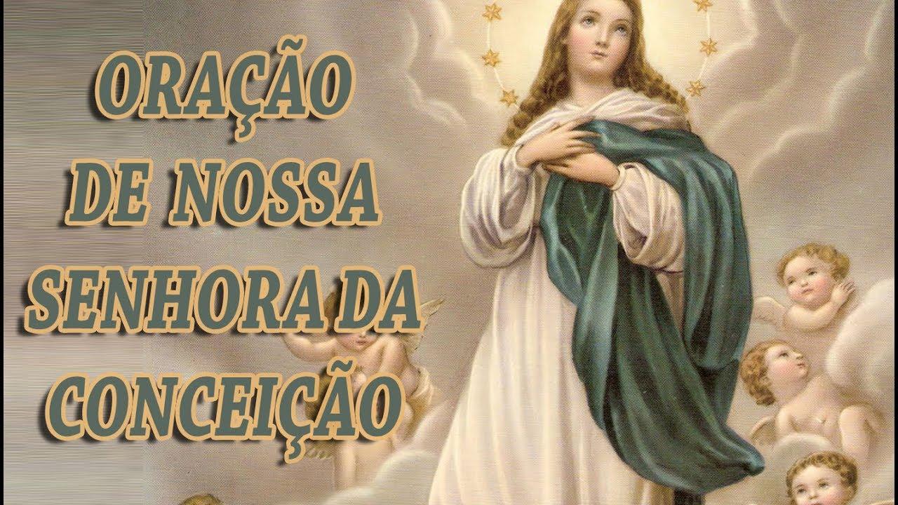 Icatolica Com Nossa Senhora Da Conceição Aparecida: ORAÇÃO MILAGROSA DE NOSSA SENHORA DA CONCEIÇÃO