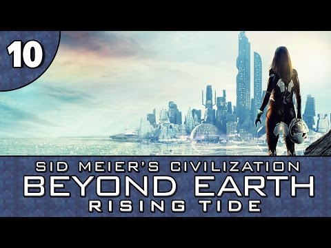 Let's Play Beyond Earth: Rising Tide - Part 10 - Marching on Australia