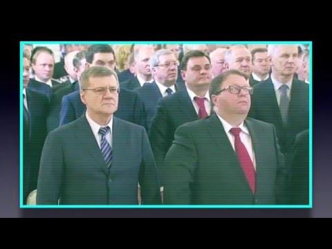 Прощальная речь В.В. Путина.