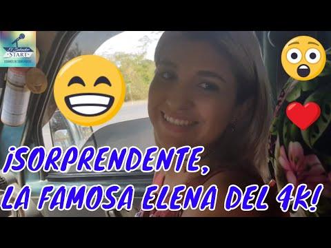 INCREIBLE!! ELENA DE EL SALVADOR 4K EN EL SALVADOR START