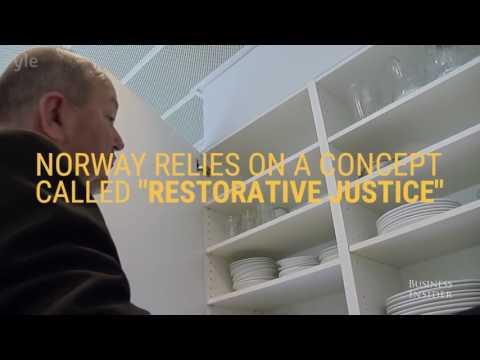 Go Inside Norway's Luxurious Maximum-Security Prison