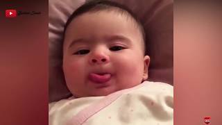 Try not to Aww funny and Cute babies Videos compilation 2018    Babiez Smile