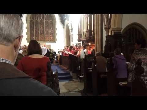 Holy Trinity Church Rothwell Carol Service 23 Dec 2012